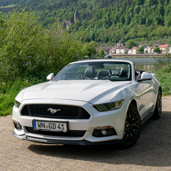 ford mustang gt cabrio 1 woche bei stuttgart ford. Black Bedroom Furniture Sets. Home Design Ideas